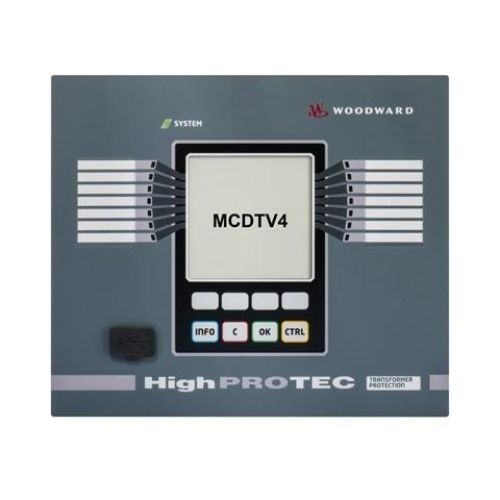 MCDTV4-2A0ATA MCDTV4 Transformer Differential Protection 1A/5A 800V