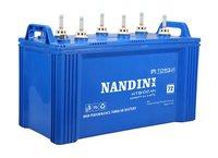 Nandini 100Ah Flat Tubular Battery