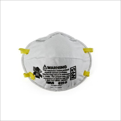 3M Safety 8210 Particulate Respirator