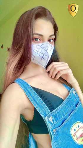 Oxyguard N95 Mask