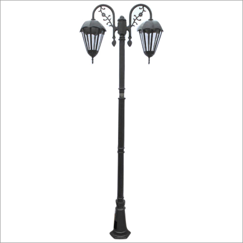 Fancy Garden Pole Light