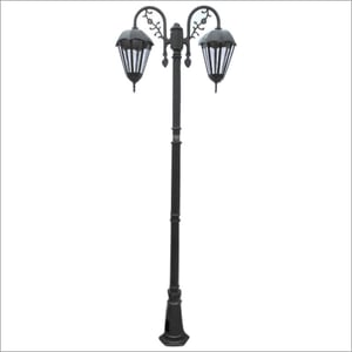 Fancy Garden Pole Light