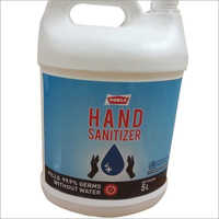 5 Ltr Sanitizer