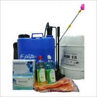 Disinfectant Spray Kit