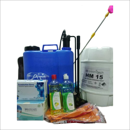 Disinfectant  Covid-19 Kit