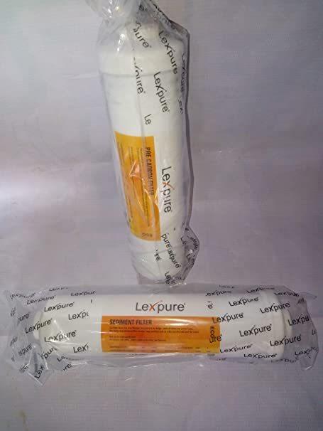Lexpure Inline Filter Eco ( Carbon & Sediment)