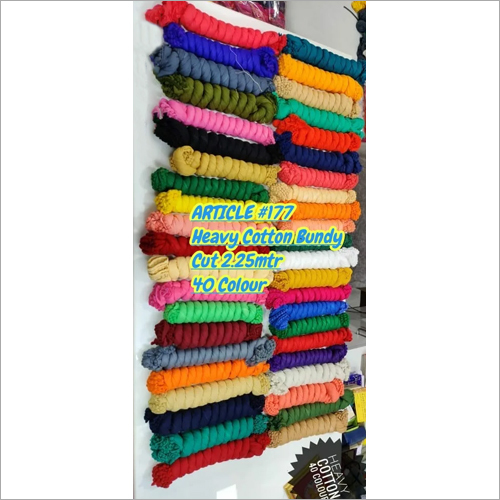 Heavy Cotton Dupatta