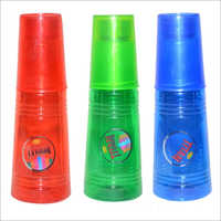 1000 ml Water Bottle With Glass