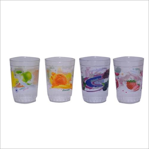 180 ml Plastic Fruity Glass