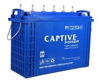 Captive Tc Pt100 Tall Tubular Battery