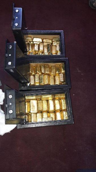 Gold Bars / Au Gold
