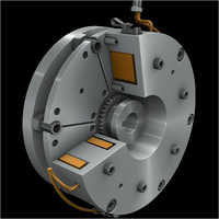 Electro Magnetic Thruster Brake