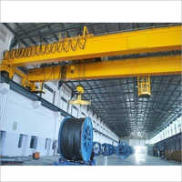 Single Girder Cranes EOT Crane