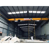 EOT Industrial Hydraulics Crane