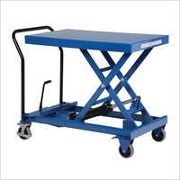 Hydraulic Steel Cart