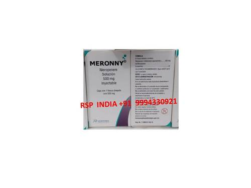 Meronny 500mg Solution