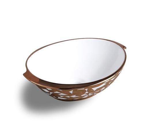 Antique Ceramic Wash Basin