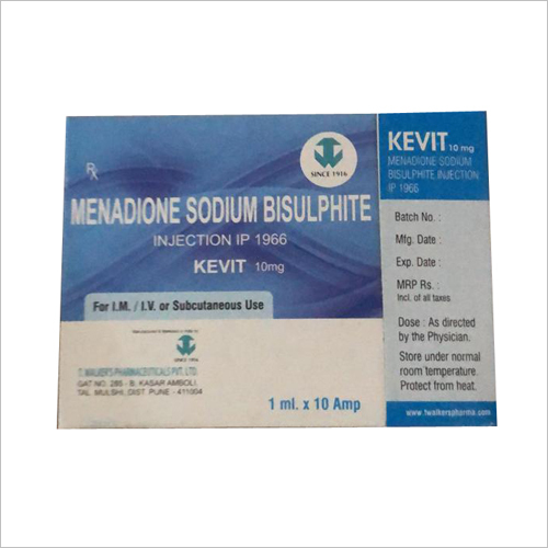 Menadione Sodium Bisulphite