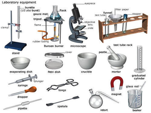 school lab equipments