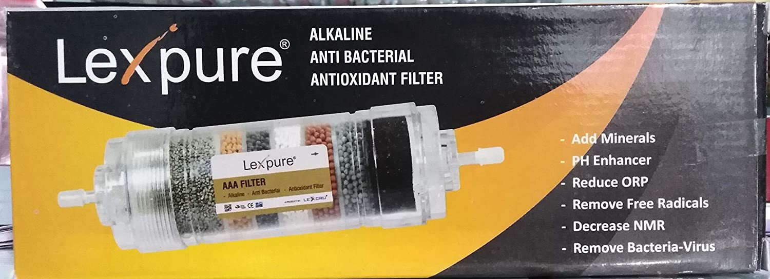 Dabhand Lexpure Alkaline With All  RO Water Purifiers Cartidge