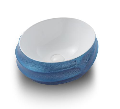 Classic Blue Ceramic Table Top