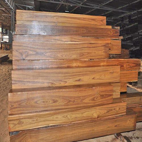 Burma Teak Wood Lumber