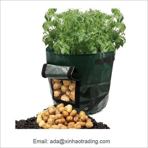 High Quality 15 20 25 30 35 Gallon Plant Fabric Flower Grow Pot Bags