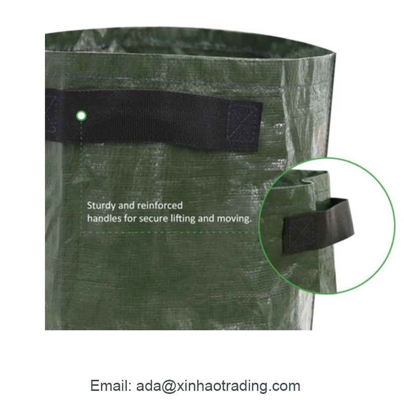 High Quality 15 20 25 30 35 Gallon Plant Fabric Flower Grow Pot Bags