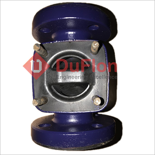 Rubber lined Diaph Valve 7