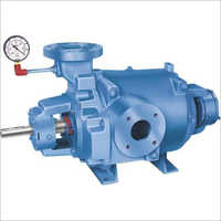 Single Cone Liquid Ring Vacuum Pump