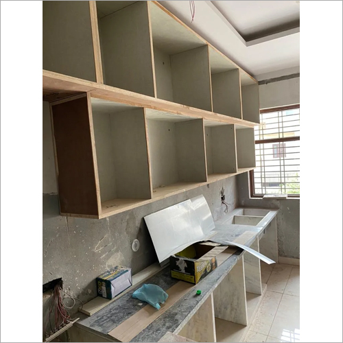 Interior Modular Kitchen Decoration Service