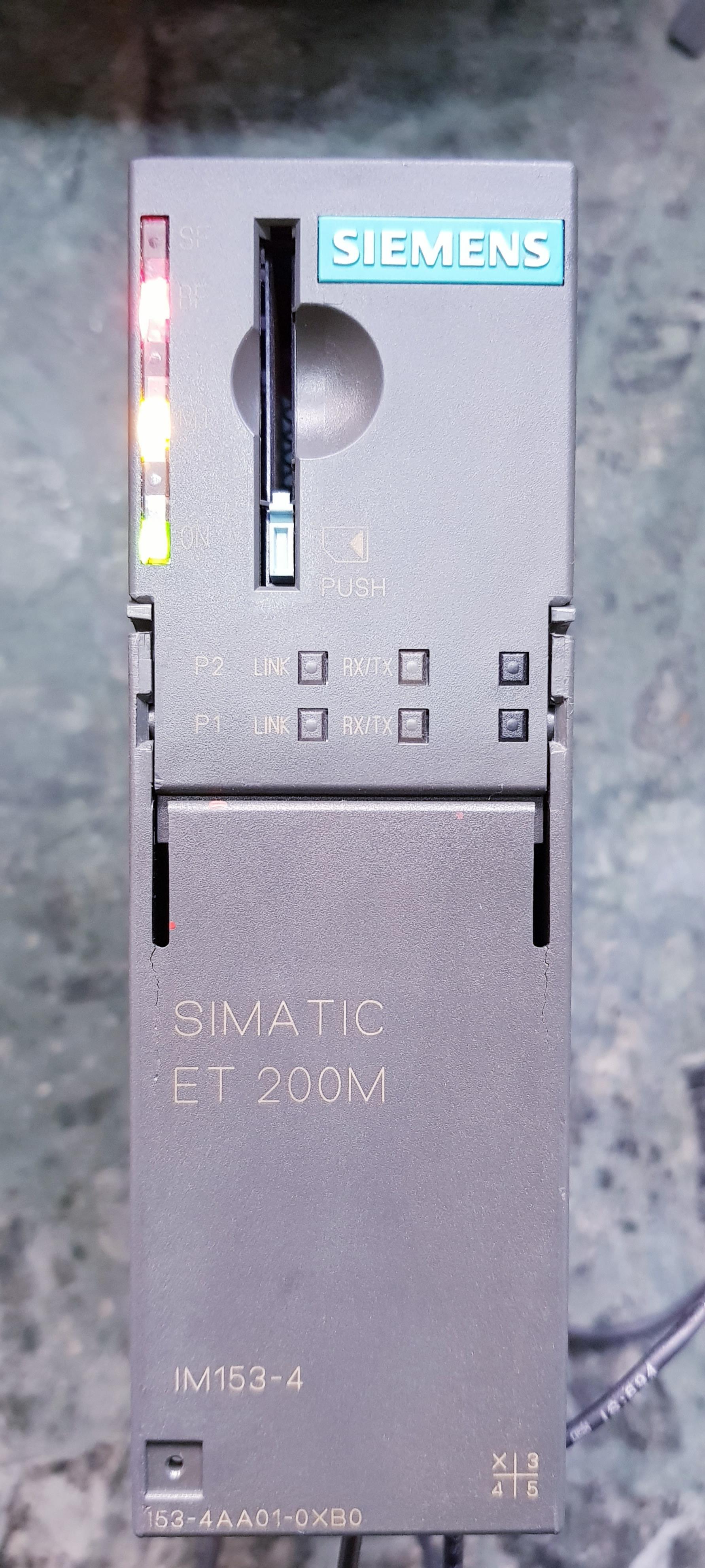 ET 200M 6ES7 153-4AA01-0XB0
