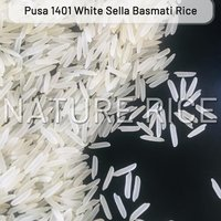 Pusa 1401 White Sella Basmati Rice