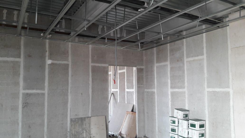 Potable cabin & Interior Work