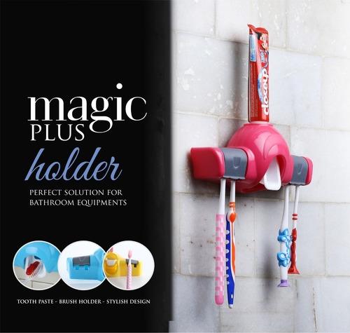 Magic Plus Toothpaste Dispenser Cavity Quantity: Multi