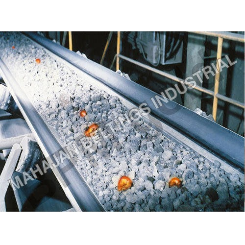 Super Heat Resistant Conveyor Belts