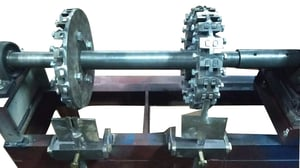 Coconut Shell Cutter