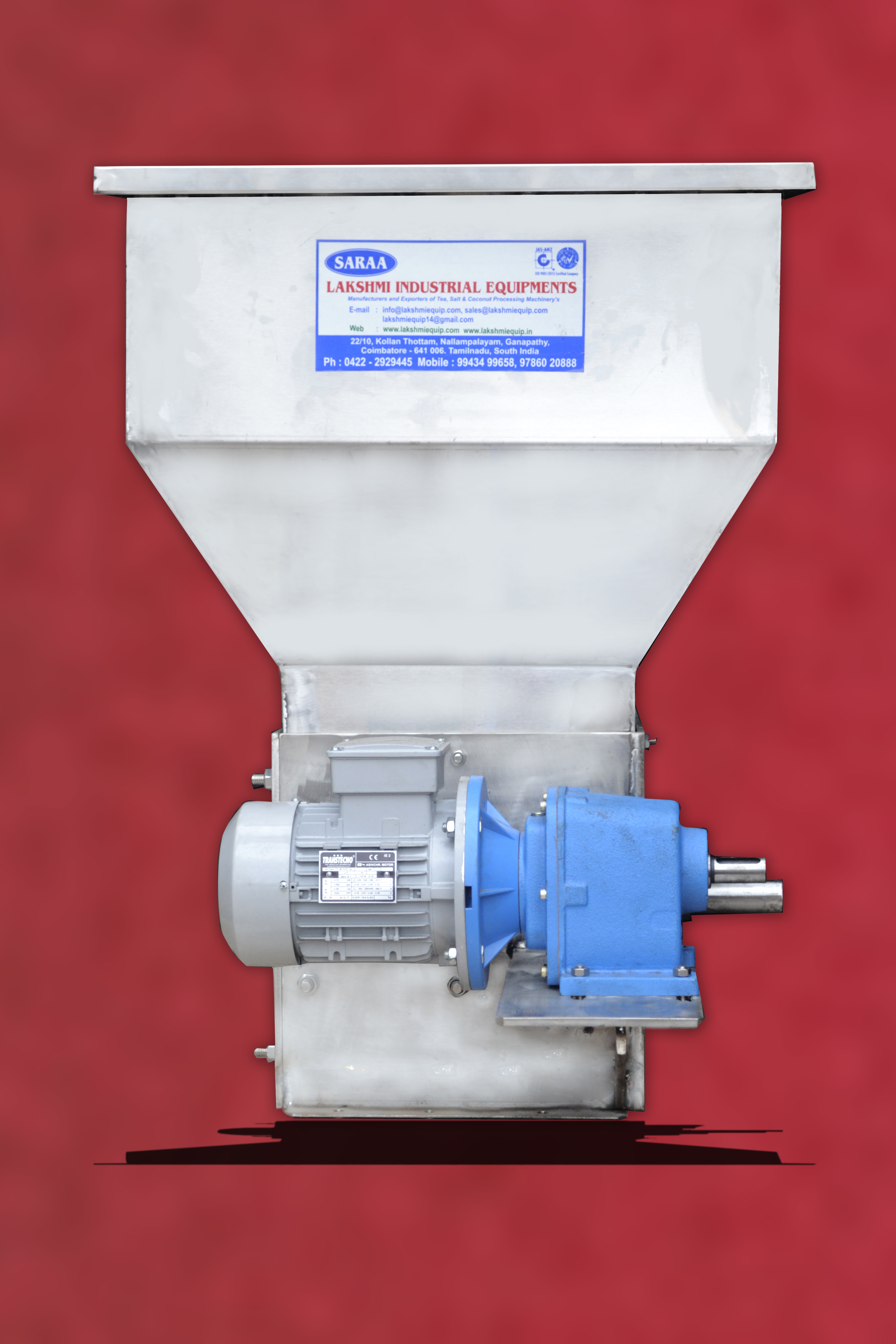 Coconut Oil Rotary Machine
