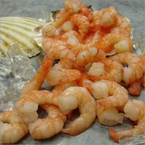 Frozen Prawns Without Tail
