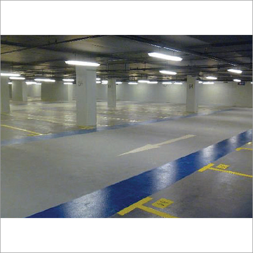 BS Deckrete Car Park Deck System