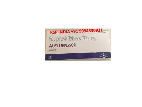 Alfluenza 200mg Tablets