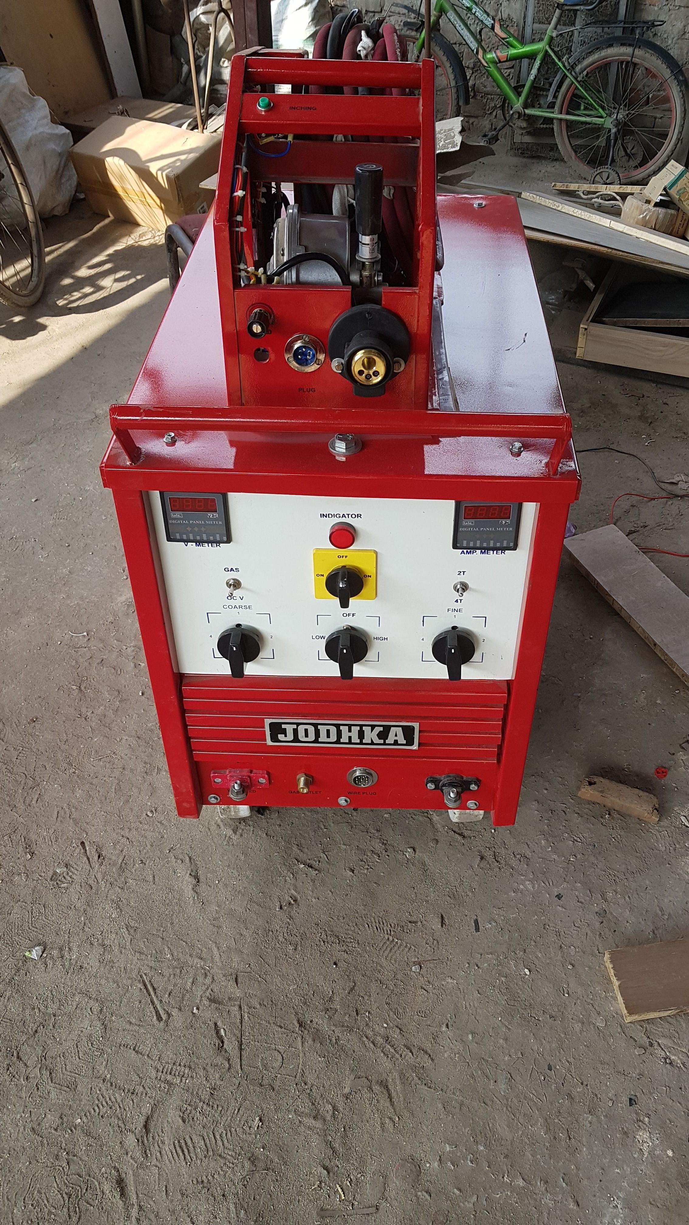 400 amp Mig Welding Machine