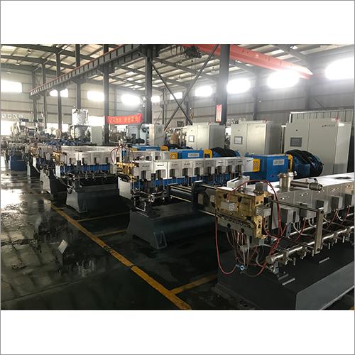 Industrial Plastic Granules Making Machine