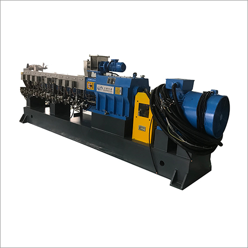 Fully Automatic Plastic Granules Making Machine