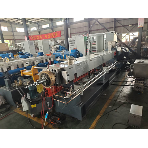 Plastic Filler Masterbatch Making Line