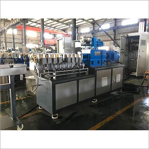 Industrial Plastic Compounding Machine