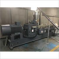 Twin Screw Plastic Compounding Machine
