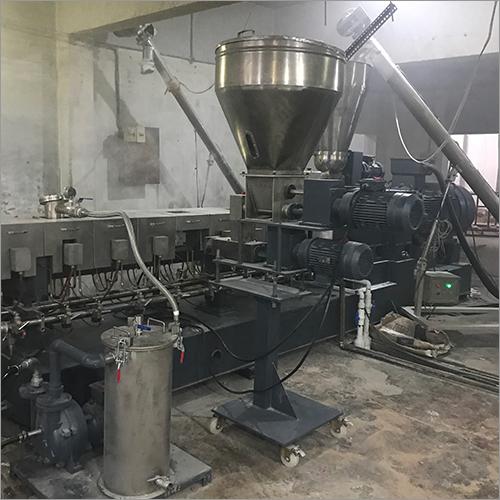 Automatic Plastic Compounding Machine