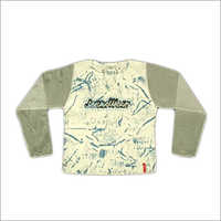 Kids Full Sleeve T Shirt