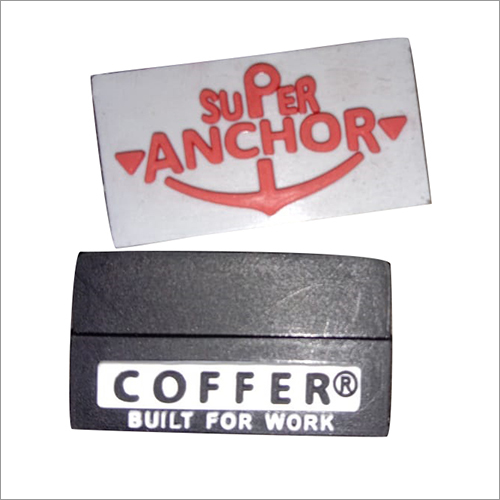 Rubber Silicone Labels